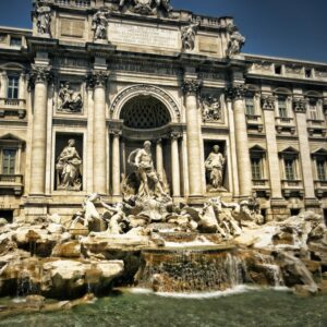 fontana di trevi roma